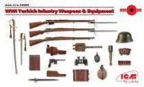 ICM Turkish Infantry (1915-1918) Weapons & Equipment