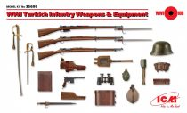ICM Turkish Infantry (1915-1918) Weapons & Equipment