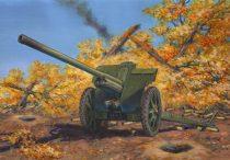 ICM 76.2mm F-22 Soviet Gun makett
