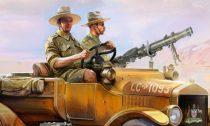 ICM ANZAC Drivers (1917-1918) 2 figura