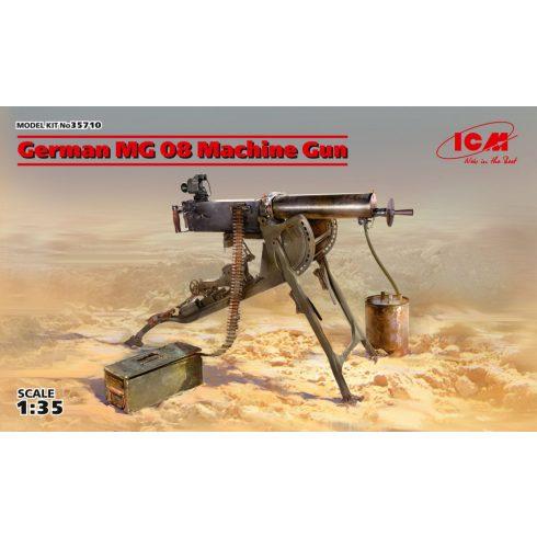 ICM German MG08 Machine Gun