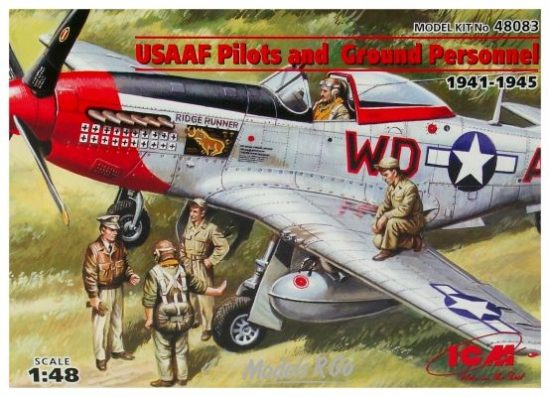 ICM USSAF Pilots and Ground Personnel (1941-1945)