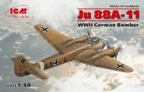 ICM Ju 88A-11 German Bomber makett