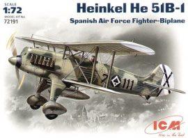 ICM Heinkel He 51B-1