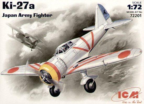 ICM Nakajima Ki-27