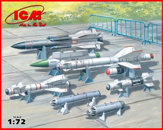 ICM Soviet Air-to-Ground Aircraft Armament