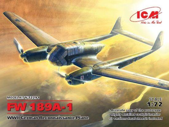 ICM Focke-Wulf Fw 189A-1
