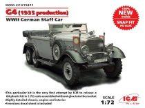 ICM Typ G4 (1935 production) makett