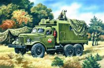 ICM ZIL-157 Soviet command vehicle makett