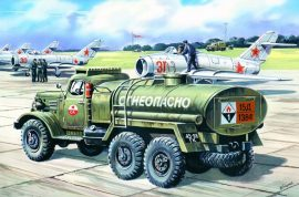 ICM ZIL-157 Soviet fuel truck