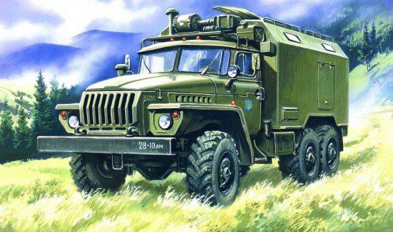 ICM URAL-43203