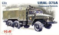 ICM Ural 375A Command Vehicle makett