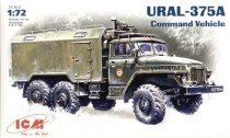 ICM Ural 375A Command Vehicle makett