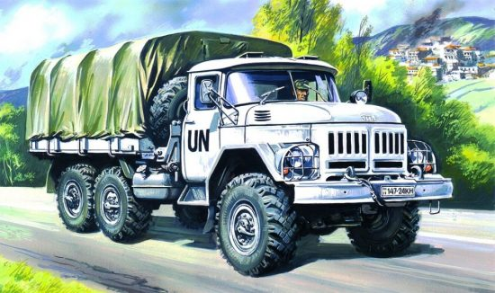ICM ZiL-131 Army Truck