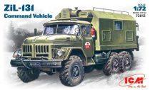 ICM SOVIET ZIL-131 COMMAND VEHICLE makett