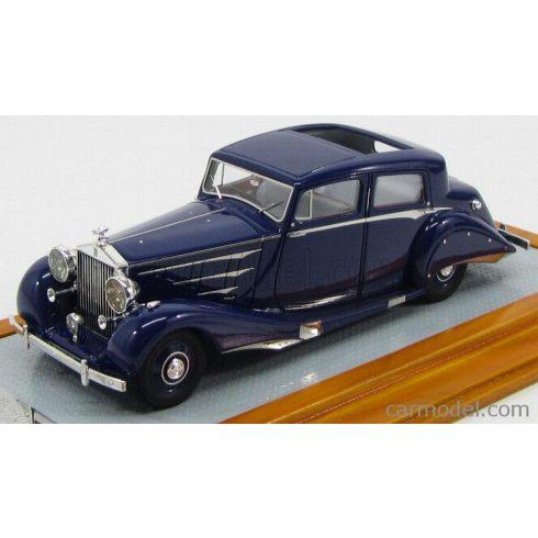 ILARIO MODEL ROLLS ROYCE PIII 3BT85 SEDANCA DE VILLE HOOPER 1937 - OPEN ROOF