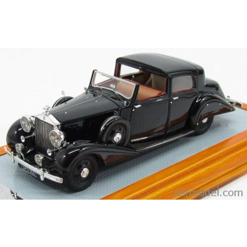 ILARIO MODEL ROLLS ROYCE PIII 3CP130 SEDANCA DE VILLE HOOPER SEMICONVERTIBLE 1937