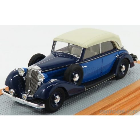 ILARIO MODEL HORCH 830BL CABRIOLET CLOSED 1936