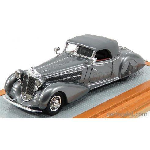 ILARIO MODEL HORCH 853A sn854275 SPEZIAL ROADSTER CLOSED HERDMANN & ROSSI 1939 - ORIGINAL CAR