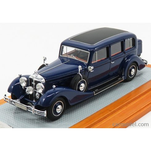 ILARIO MODEL HORCH 850 PULLMAN LIMOUSINE ORIGINAL CAR CABRIOLET CLOSED 1935