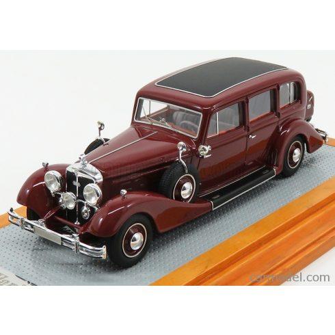 ILARIO MODEL HORCH 851 PULLMAN LIMOUSINE ORIGINAL CAR CABRIOLET CLOSED 1937