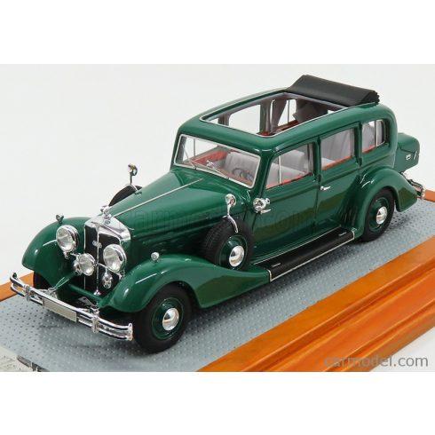 ILARIO MODEL HORCH 951 PULLMAN LIMOUSINE ORIGINAL CAR CABRIOLET OPEN 1939
