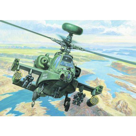 Italeri AH-64 D Apache Longbow makett