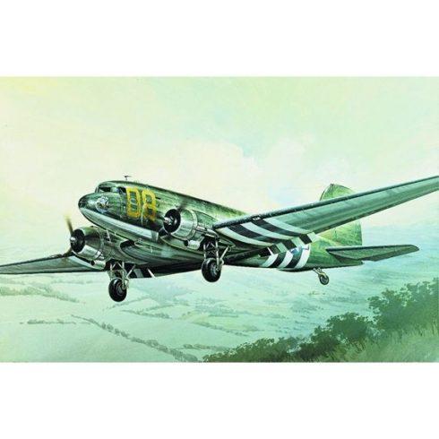 Italeri DOUGLAS C-47 SKYTRAIN makett