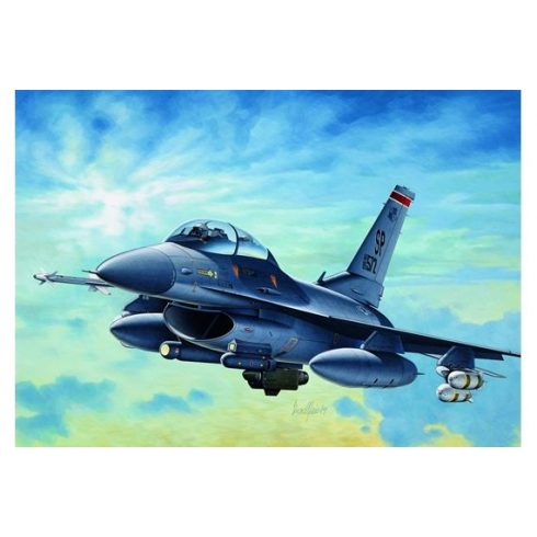 Italeri F-16 C/D NIGHT FALCON makett
