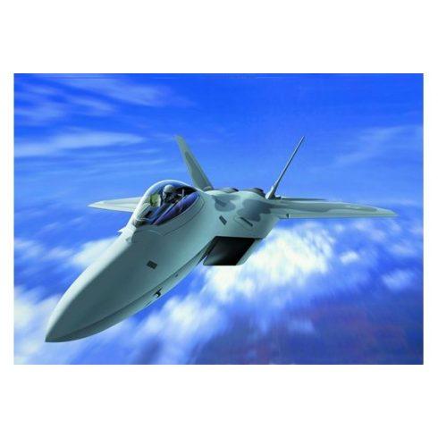 Italeri F-22 Raptor makett