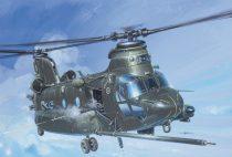 Italeri MH-47 E SOA CHINOOK makett