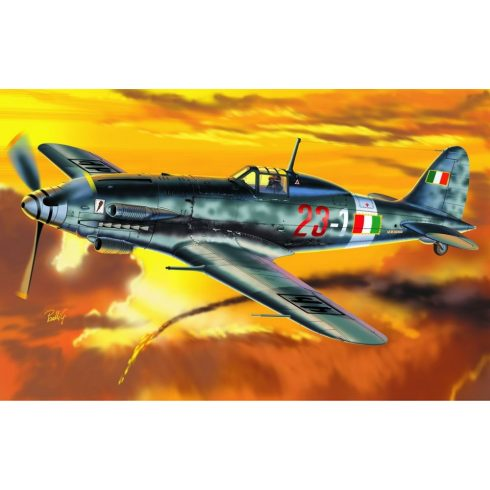 Italeri MC. 205 Veltro makett