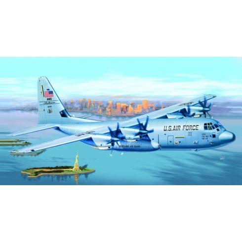 Italeri C-130 J Hercules Premium Edition makett