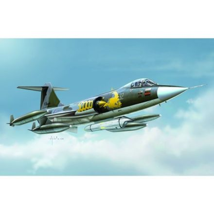 Italeri F-104 G Recce makett