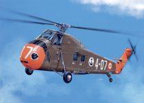 Italeri Sikorsky HSS-1 SEABAT makett