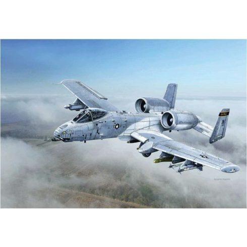 Italeri A-10C Blacksnakes makett