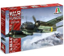 Italeri WAR THUNDER - JU 88 A-4 makett