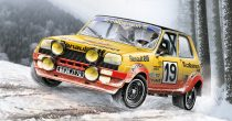 Italeri RENAULT R5 ALPINE RALLY makett