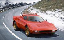 Italeri Lancia Stratos HF makett