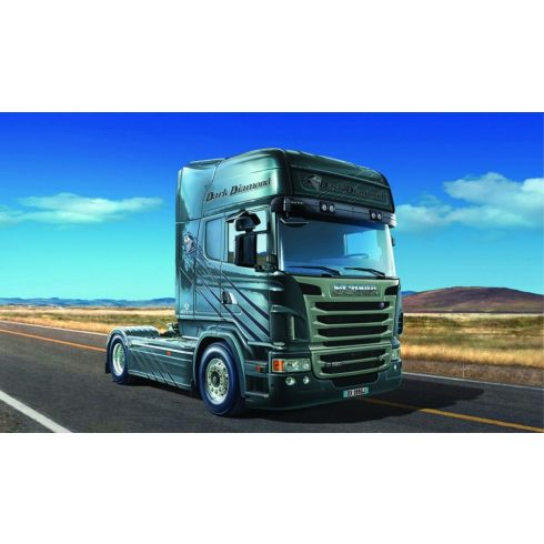 Italeri SCANIA R620 V8 New R Series makett
