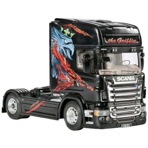Italeri SCANIA R730 The Griffin makett