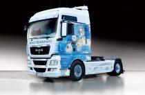 Italeri MAN TGX XXL Wolf Transporte makett
