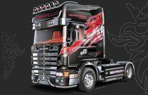 Italeri Scania 164L Top Class makett