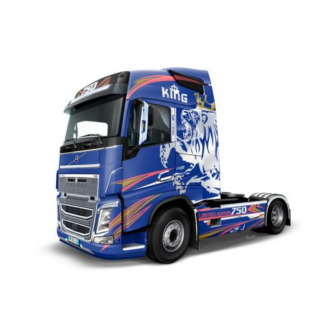 Italeri VOLVO FH4 Globetrotter Medium Roof makett