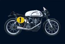 Italeri Norton Manx 1951 500cc makett