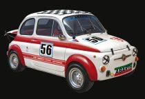 Italeri FIAT Abarth 695SS/Assetto Corsa 1:12 makett