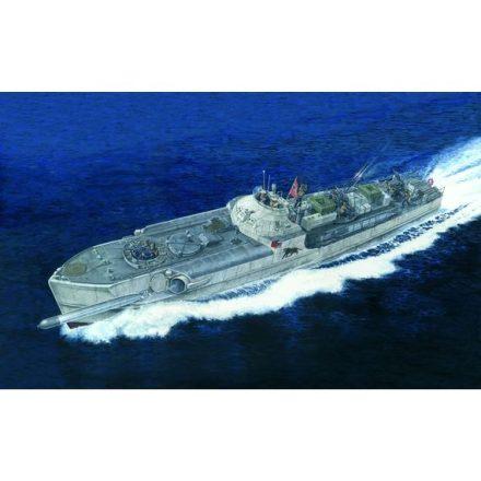 Italeri Schnellboot Typ S-100 Prem. Edition makett