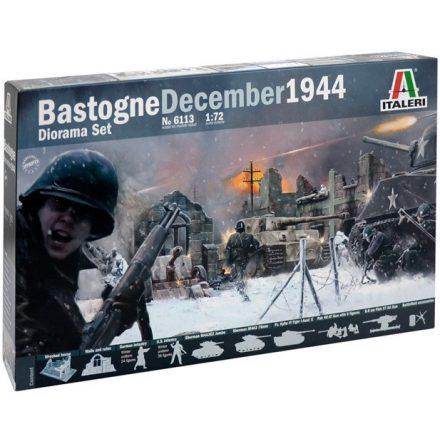 Italeri BASTOGNE December 1944 - BATTLE SET