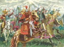 Italeri Chinese Cavalry