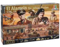 Italeri EL ALAMEIN WAR - BATTLE SET